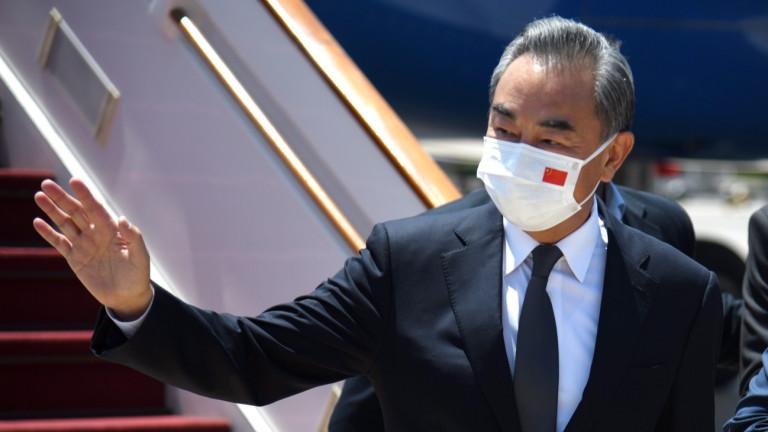 Външното министерство на Китай критикува в четвъртък обявяването на сделка