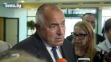 Борисов: Щеше да е предателство да посрещна с фанфари Иванов