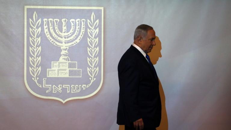 Премиерът на Израел Бенямин Нетаняху обяви, че ако бъде преизбран,
