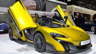 McLaren ще избегне фалита: Компанията продава 1/3 от бизнеса си и привлича свеж капитал