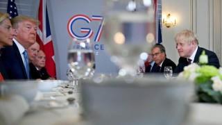 Лидерите от Г-7 няма да се съберат в САЩ