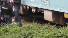 Пътнически влак прегази мъж в Благоевград