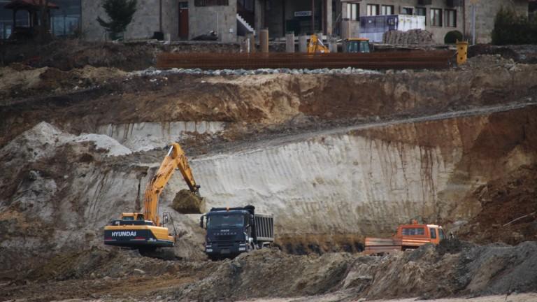 """Спират строителството в местността """"Алепу"""" до края на лятото"""