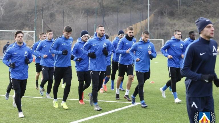 Отборът на Левски ще проведе открита тренировка в Сандански, информира