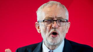 Корбин: Пактът между Тръмп, Фараж и Джонсън е заплаха за Великобритания