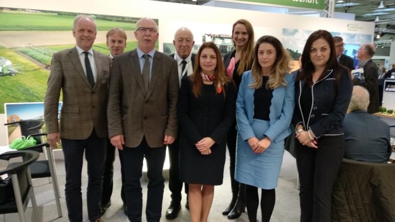 България и Германия ще си сътрудничат в намирането на зелени