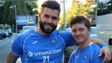 Левски ще предложи дългосрочен договор на Атанас Кабов