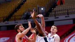 Силен Везенков помогна на Олимпиакос за впечатляваща победа в Евролигата