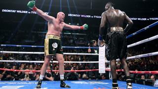 Тайсън Фюри се отказва от бокса за 5 години?