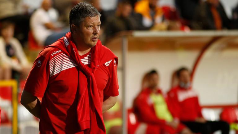 Любослав Пенев изненадващо отново е фаворит за треньор на ЦСКА
