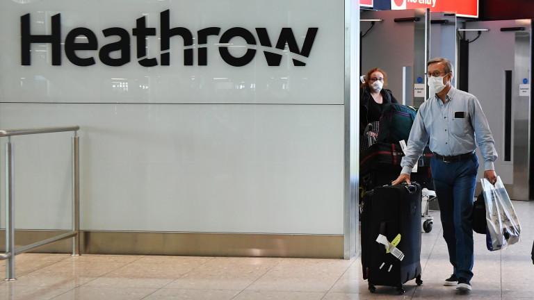 Пътуването от Лондон през Хийтроу става по-скъпо заради нови такси