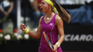 Александра Крунич с първа титла в кариерата си