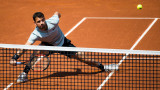 Григор Димитров изпусна шанс да изпревари Марин Чилич, остава пети в света