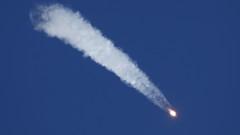 """Авария по време на полет на ракета """"Союз"""" към МКС"""