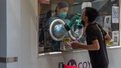 Китай обяви за ваксинирани над половината си население