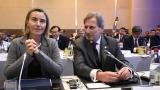 ЕС няма да се оттегли от ядреното споразумение с Иран, категорична Могерини