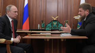 """Кадиров предлага да кръстят новата руска крилата ракета - """"Палмира"""""""