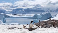 Топенето на ледник на Антарктида увеличaва морското равнище с 50 см