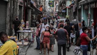 Близо 34 000 новозаразени с COVID-19 в Бразилия