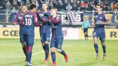 ПСЖ няма грешка и за Купата на лигата
