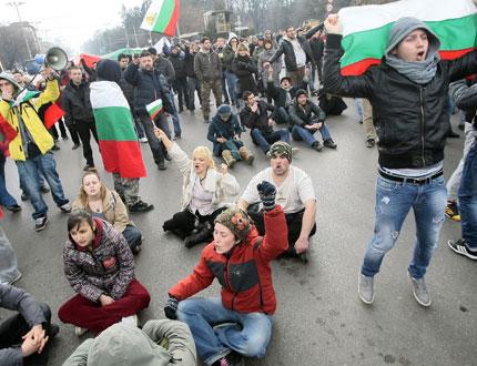 Протестиращи от 25 града обсъждат исканията си в Сливен