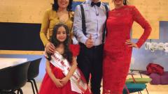 Дъщерята на Наталия Гуркова тръгна по нейните стъпки