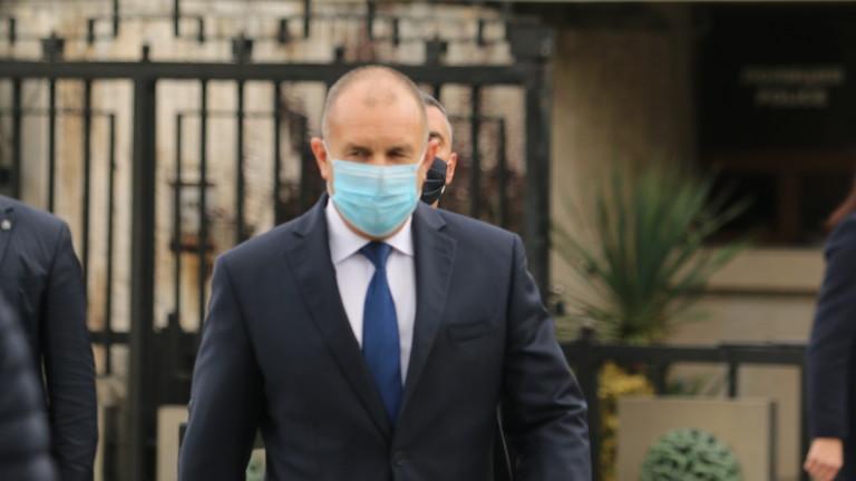 Румен Радев ще подпише навреме указа за изборите
