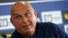 Георги Тодоров: Футболистите на Левски приеха нормално новината за Хубчев