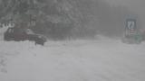АПИ: Сняг и дъжд вали над страната