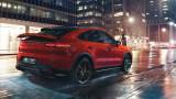 Новият модел Porsche Cayenne Coupe се представи пред света (Видео)