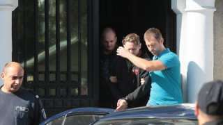 Полфрийман излезе от Софийския затвор