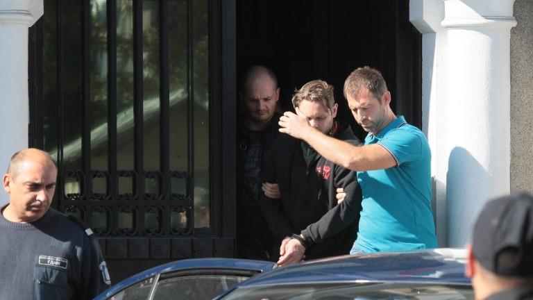 Джок Полфрийман е изведен от Софийския затвор. Към 15 и