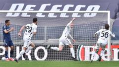 """Ювентус се срина срещу """"вещиците"""" на Индзаги"""
