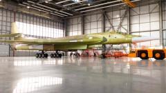 "Показаха новия ""Бял лебед"" - стратегическия бомбардировач Ту-160М2 (ВИДЕО)"