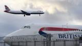 36 000 служители на най-голямата британска авиокомпания спират работа