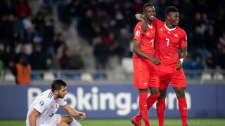Швейцария си тръгна с трите точки от Тблилиси