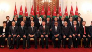 Новото правителство на Йордания се закле