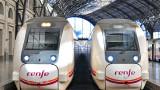 Мащабна стачка спря стотици влакове в Испания
