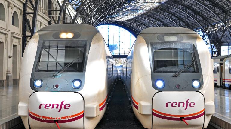 Мащабна стачка в железопътния транспорт спря над 320 влака в