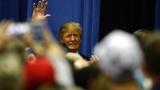 Сара Пейлин подкрепи Тръмп