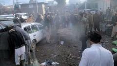 21 жертви при атентат на зеленчуков пазар в Пакистан