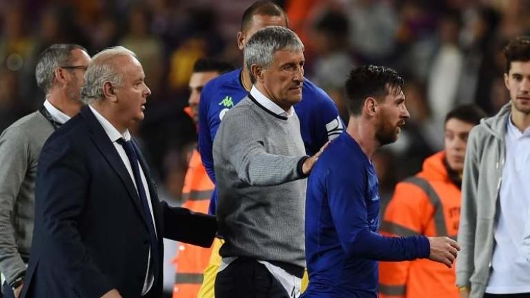 10 неща, които трябва да знаете за новия треньор на Барселона - Кике Сетиен