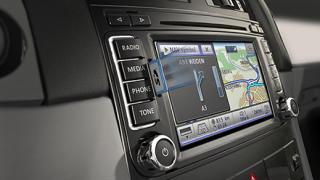 От 2008 всички модели на Volkswagen ще са с тъчскрийн екрани