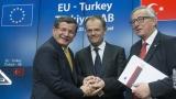 Посланикът на ЕС в Турция хвърли оставка
