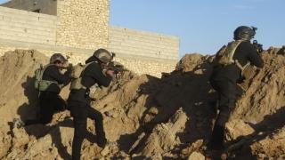 """Турски войници убиха 17 джихадисти при атака на """"Ислямска държава"""" в Ирак"""