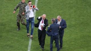 Стоичков за Бербатов: Стъпка по стъпка той стана велик футболист