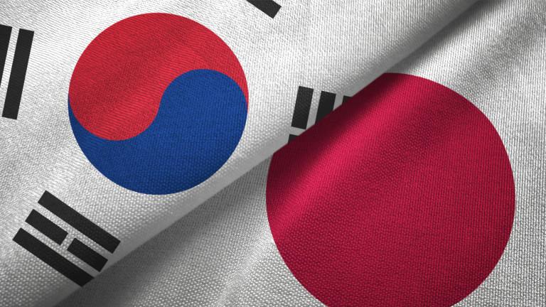 Спорът между Южна Корея и Япония може да нанесе икономически щети за $80 милиарда