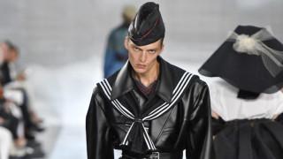 Моделът, който шокира Париж