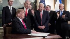 САЩ разкъсани от критика в Съвета за сигурност на ООН за Голанските възвишения