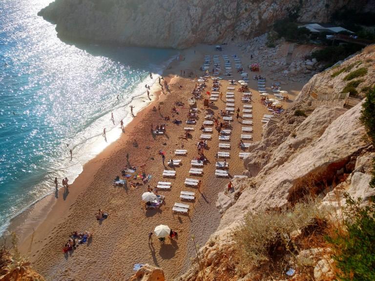 Плажът Капутаж